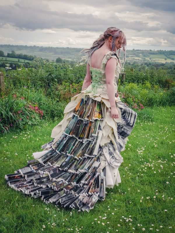 Fairytale book dress