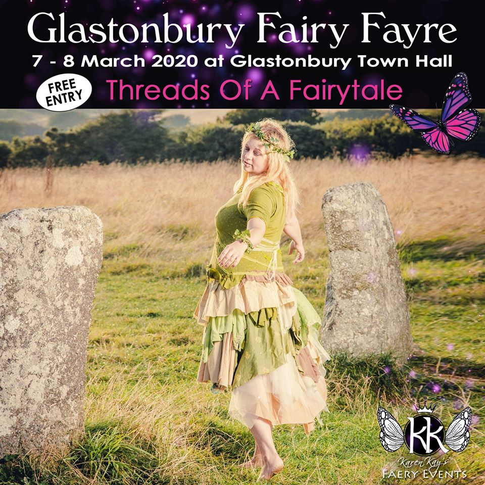 Glastonbury Fairy Fayre March 2020