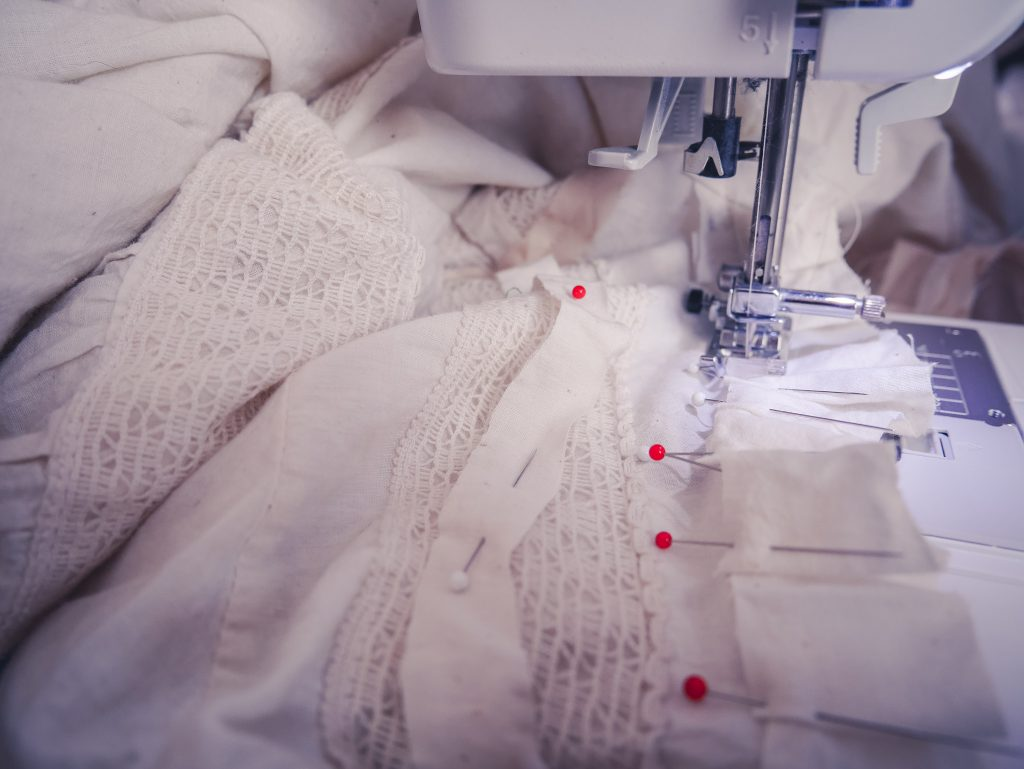 Sewing fairytale clothing